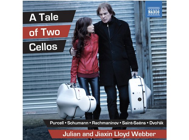 Julian Jiaxin Lloyd Webber Tale Two Cellos