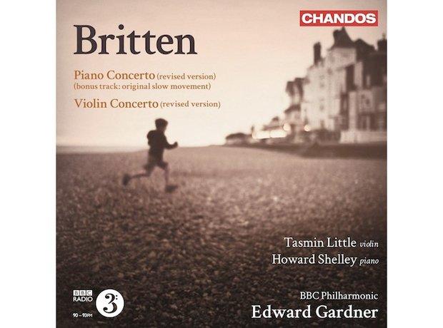 Britten Violin Concerto Piano Concerto Tasmin Litt