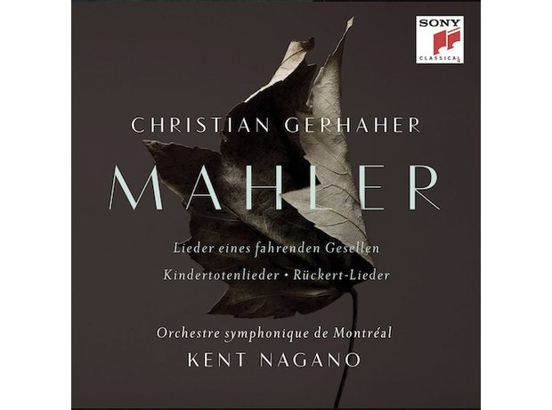 Mahler Orchestral Songs Gerhaher
