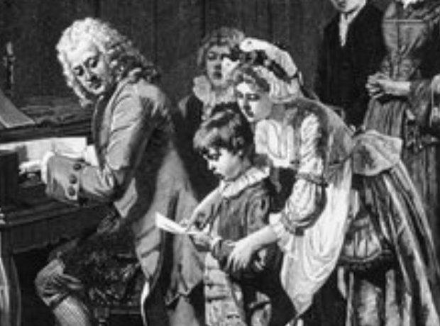 Bach Maria Barbara Johann Sebastian wife