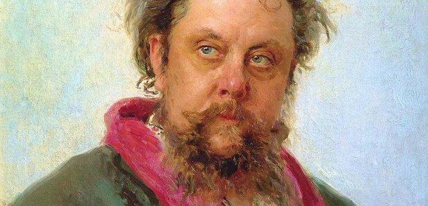 Modest Mussorgsky Composer