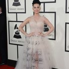 Katy Perry music dress Grammys
