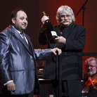 Karl Jenkins celebrates Birthday with Wynne Evans