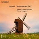 Schubert symphonies Dausgaard Orebro Chamber