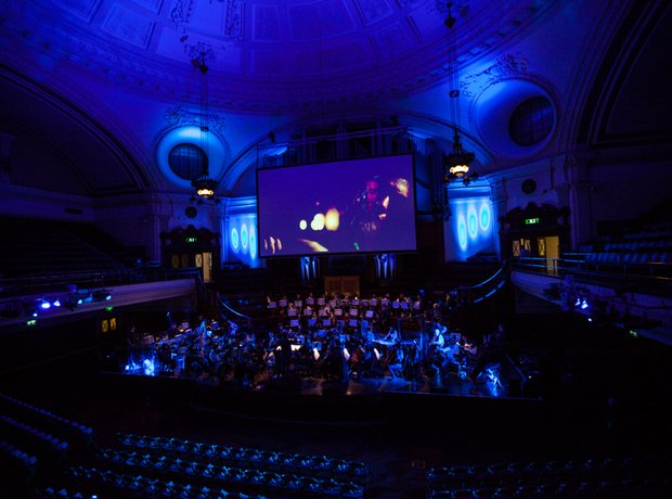 Classic FM: A Night At The Movies