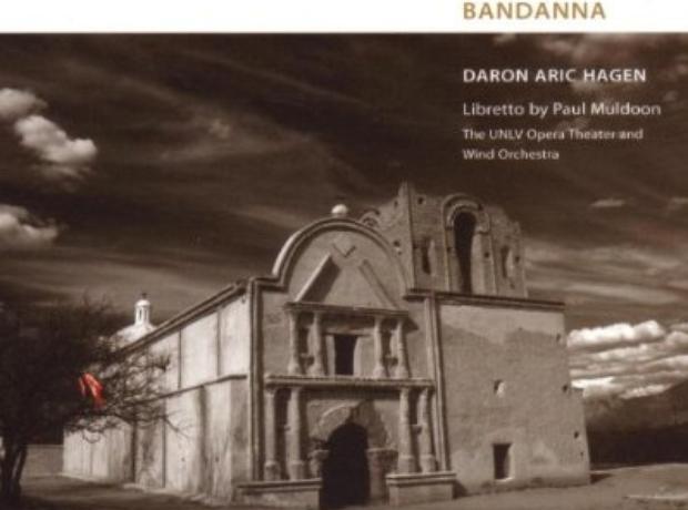 Bandanna opera Daron Hagen
