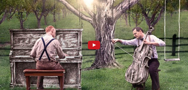 Piano Guys Story of My Life YouTube screenshot