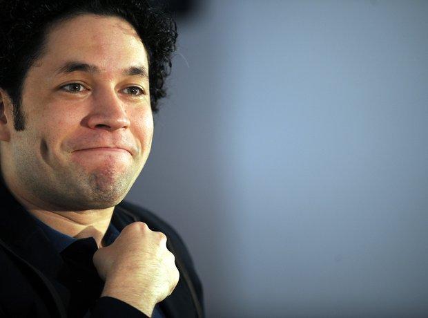 Gustavo Dudamel conductor Venezuela Los Angeles Philharmonic
