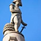Admiral Horatio Nelson Nelson's Column Trafalgar