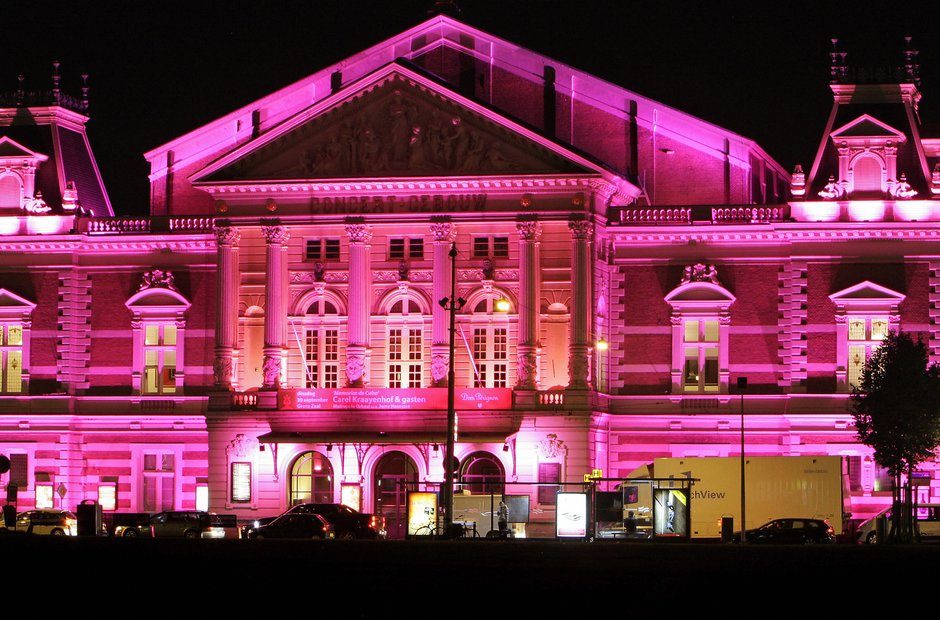 Amsterdam classical music venues Royal Concertgebouw