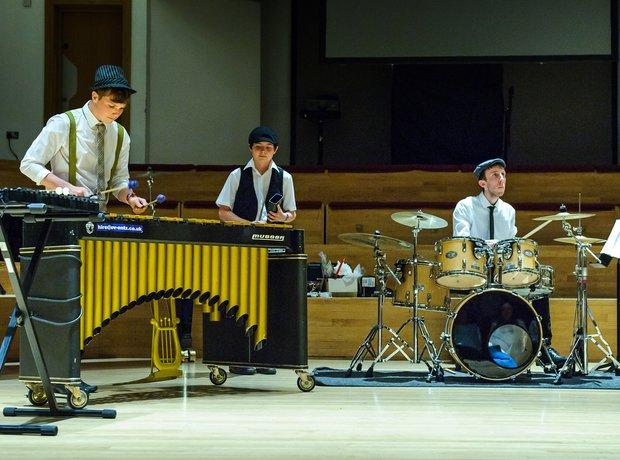 Croydon Youth Percussion Ensemble