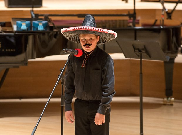 Fernando Teale and Los Tacos