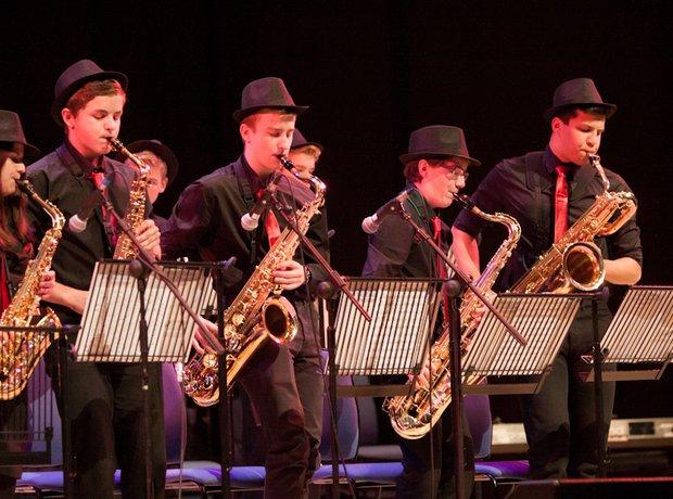 Kingston Youth Big Band