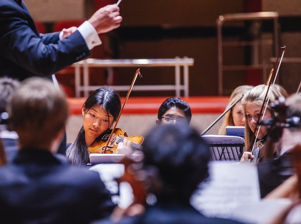 Leicestershire Schools Symphony Orchestra