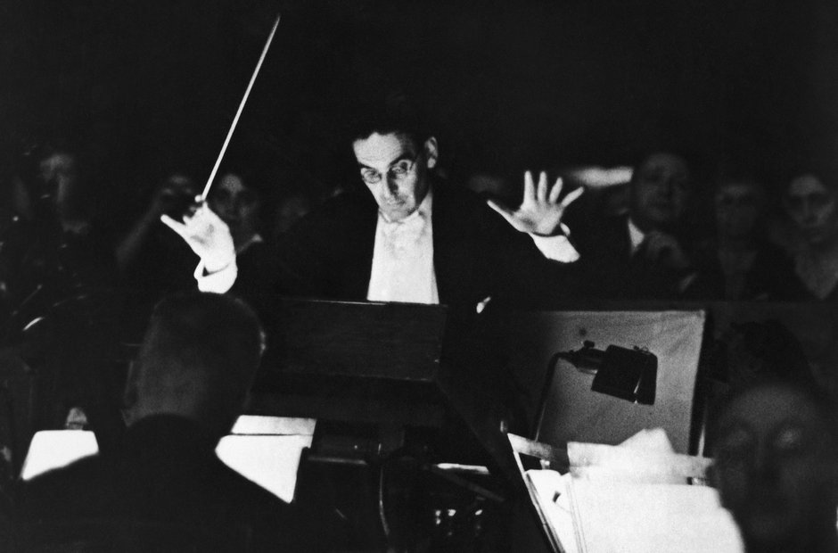 Otto Klemperer conductor