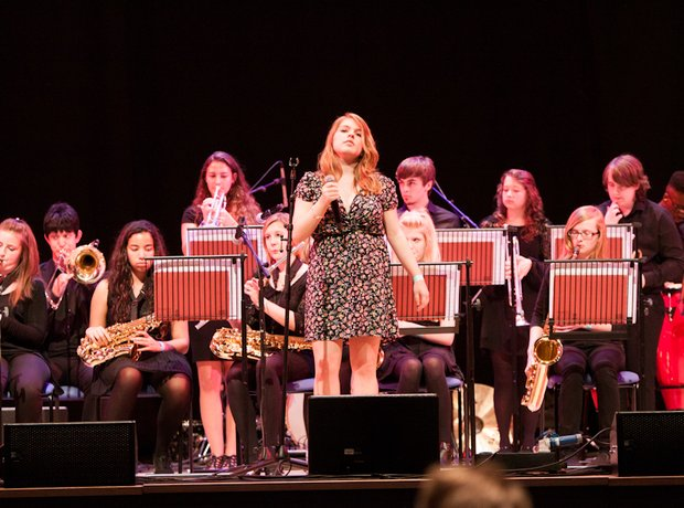 Northampton School for Girls Big Band
