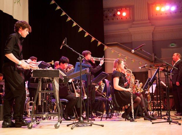 Oxfordshire Massed Big Band