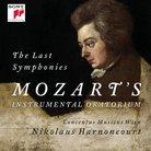 Mozart Last Symphonies Harnoncourt