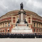 RCS outside Albert Hall