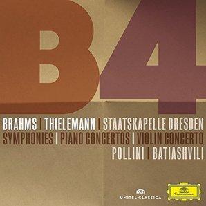 Brahms Symphonies Dresden Thielemann