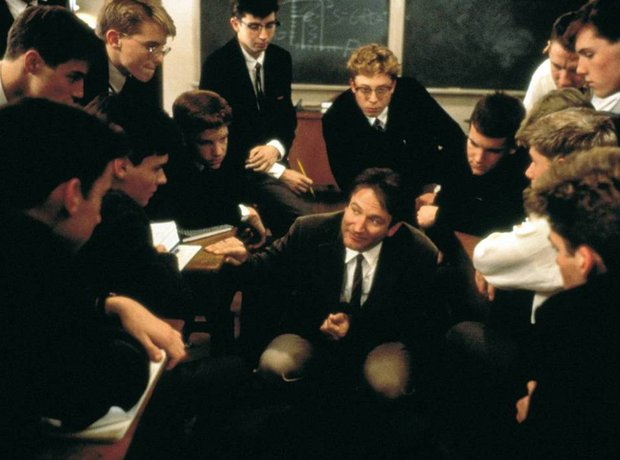 Dead Poets' Society Robin Williams