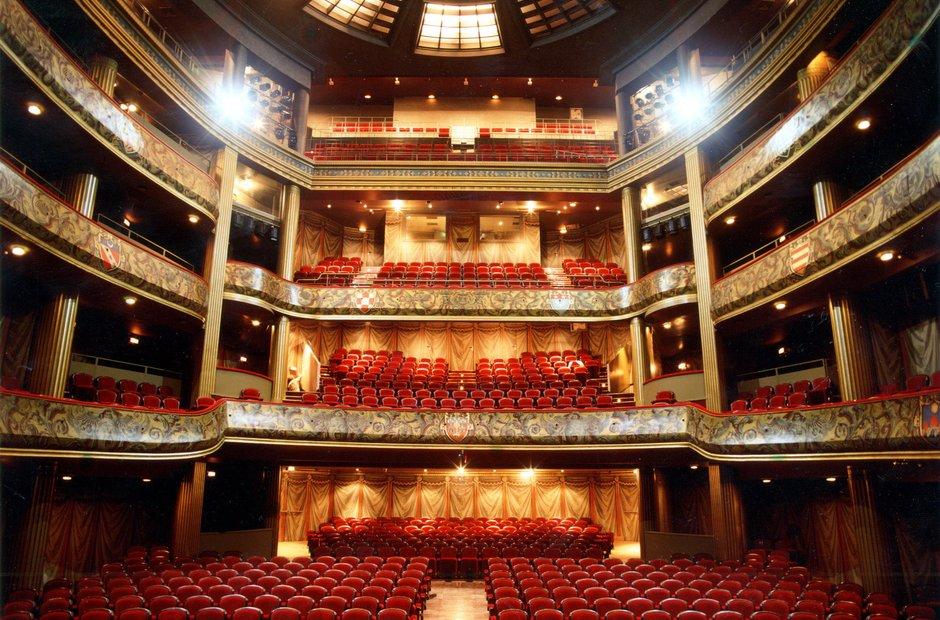 Théâtre du Capitole Toulouse France venue