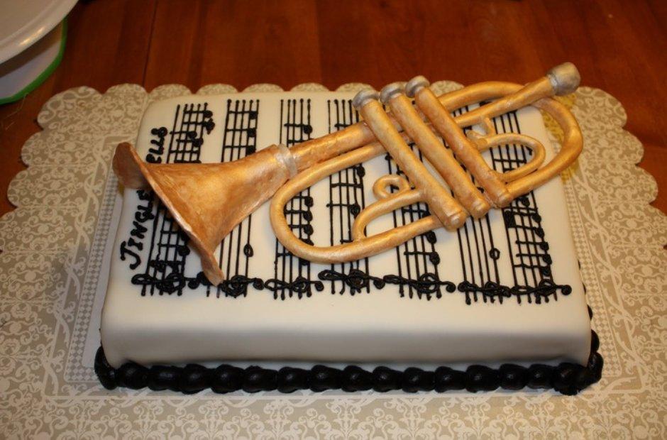 classical music cake