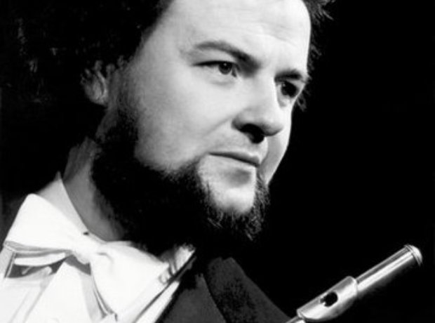 James Galway flautist flute