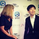 Ji Liu at Classic FM Live