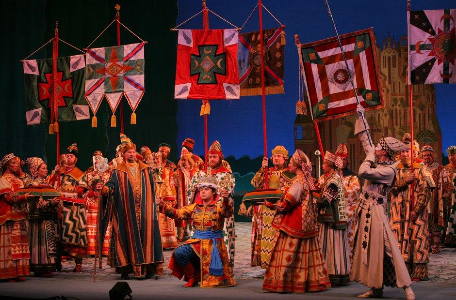 Mariinsky St. Petersburg Tale of Tsar Sultan Rimsky-Korsakov