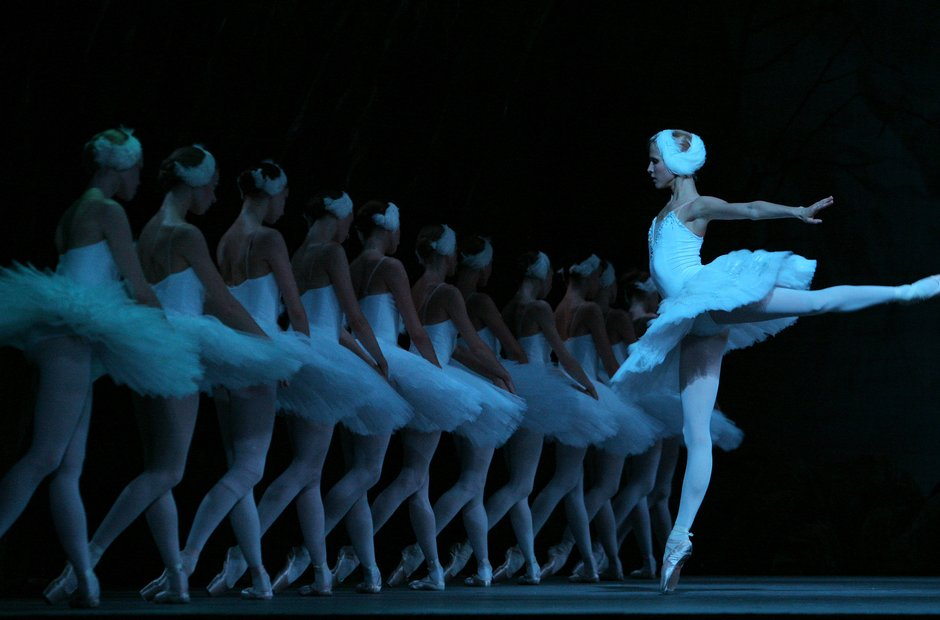 Mariinsky St Petersburg Russia ballet Swan Lake