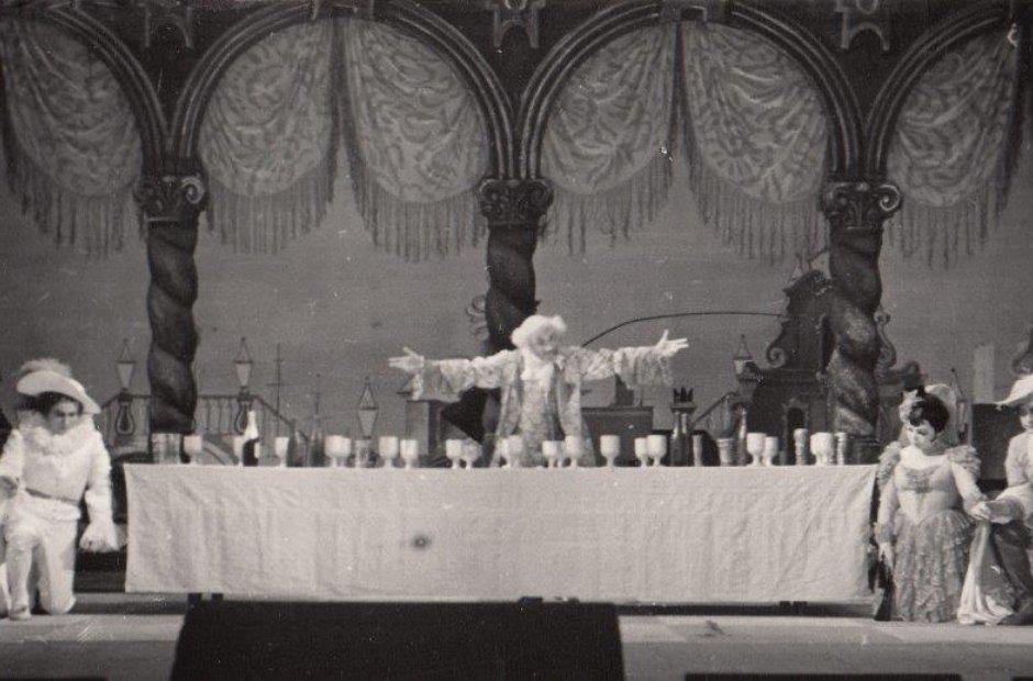 Betrothal Monastery Prokofiev Mariinsky