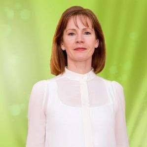 Deborah Bull presenter shot