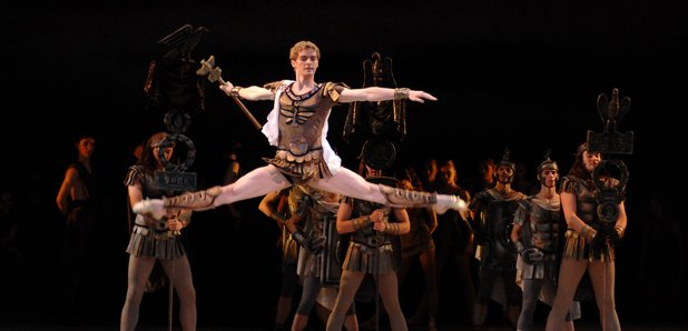 Khachaturian Spartacus Bolshoi ballet