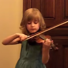 Bach daughter prodigy