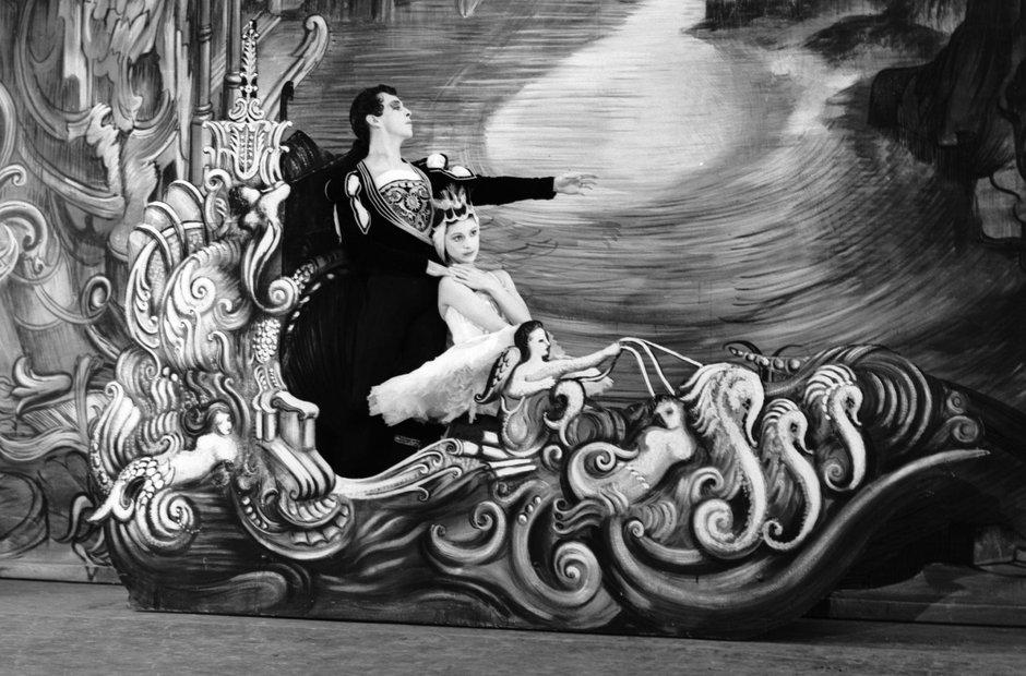 Iconic ballet photos