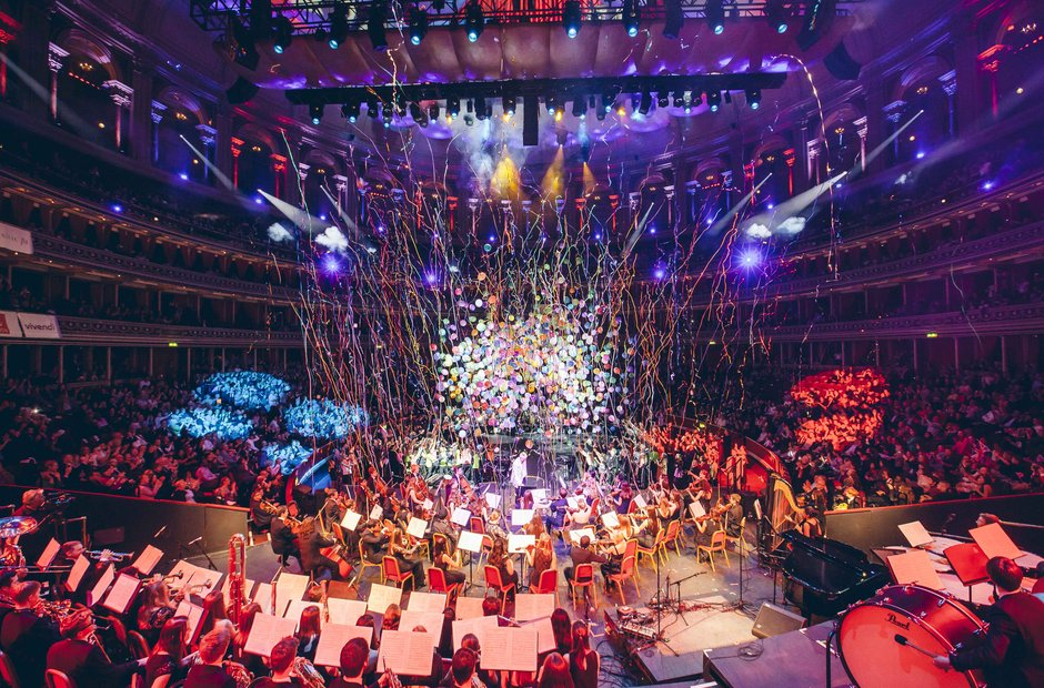 Leicestershire Schools Symphony Orchestra Schools Prom 2014