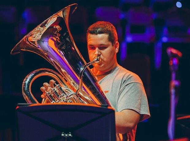 Pembrokeshire Schools' Symphonic Brass