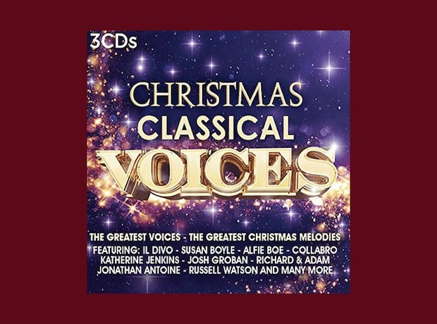 best-selling classical album 2014 christmas classical voices