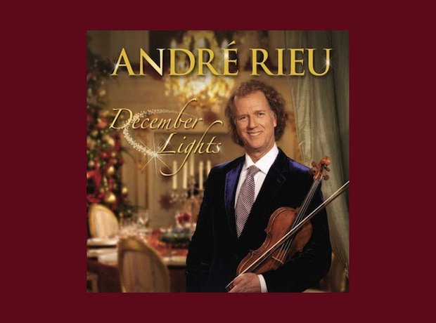 best-selling classical album 2014 december lights rieu