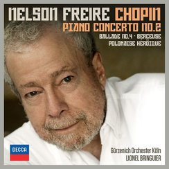 Nelson Freire Chopin Piano Concerto 2