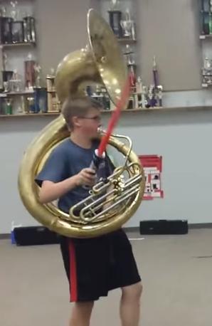 Sousaphone megamod