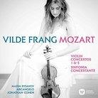 Vilde Frang Mozart Violin Concertos