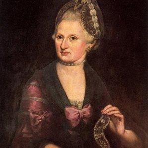 Anna-Maria Mozart mother