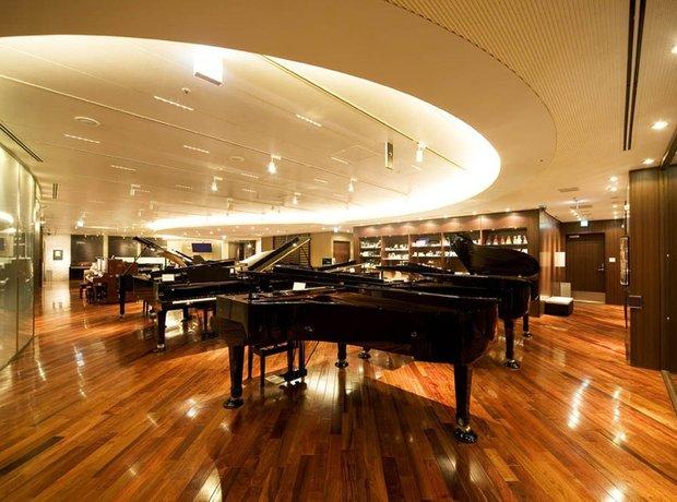 Beautiful classical music shops