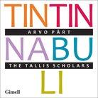 Tintinnabuli Arvo Part Tallis Scholars Phillips