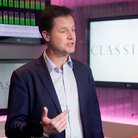 Nick Clegg talks exclusively to Classic FM