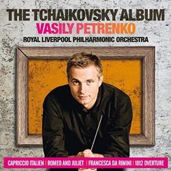 Tchaikovsky album Petrenko