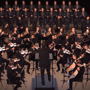 Ben Morfitt one man orchestra