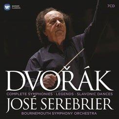 Dvorak Symphonies Serebrier
